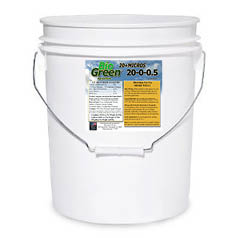 Bio Green® Ag 20+MICROS™ Fertilizer