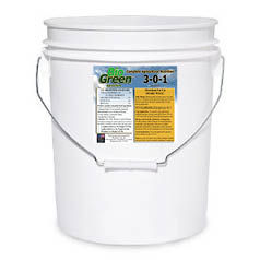 Bio Green® Complete Agriculture Nutrition™ 3-0-1 Fertilizer