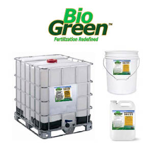 Bio Green USA fertilizer products