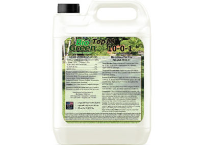 Bio Green®  Top10™ 10-0-1 Fertilizer