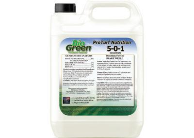 Bio Green®  ProTurf Nutrition™ 5-0-1 Fertilizer